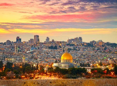 ארץ ישראל במרכז שלושת הדתות הגדולות