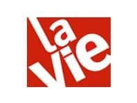 כתבה במגזין La Vie הצרפתי