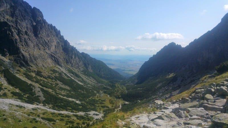 הרי הטטרה בסלובקיה